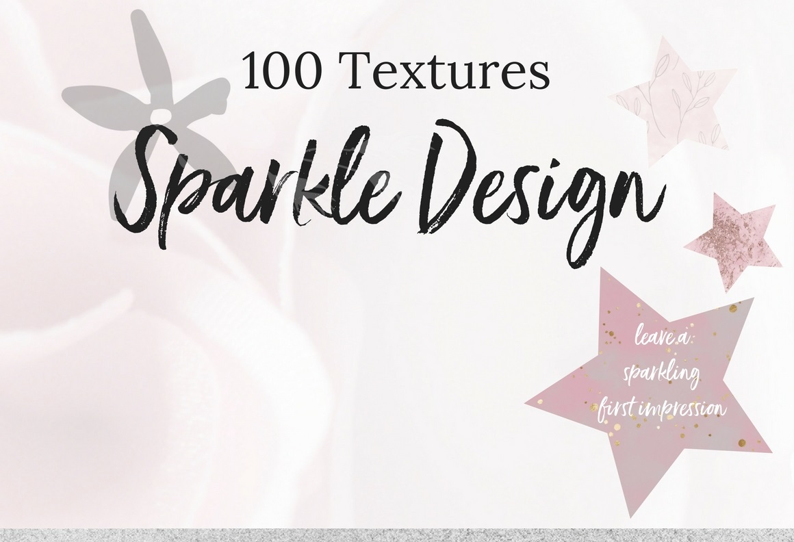The Sparkle Texture Bundle Gráfico Texturas Por Creative Stash