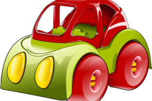 Toy Car 3 Graphic By fray06100
