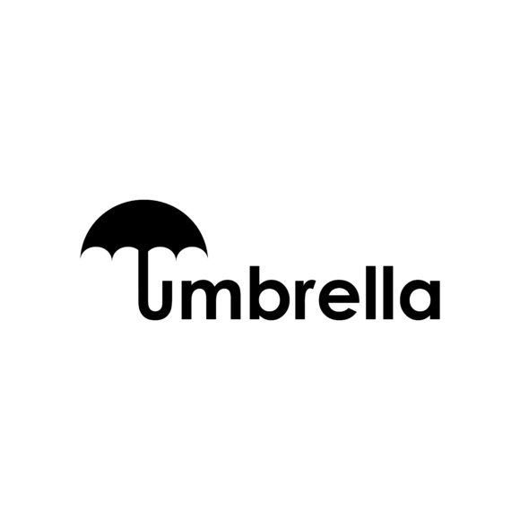 Print on Demand: Umbrella Logo Design Graphic Logos By sabavector
