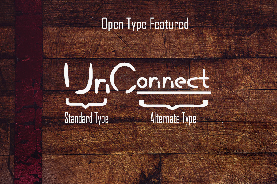 Print on Demand: UnConnect Script & Handwritten Font By dmletter31 - Image 3