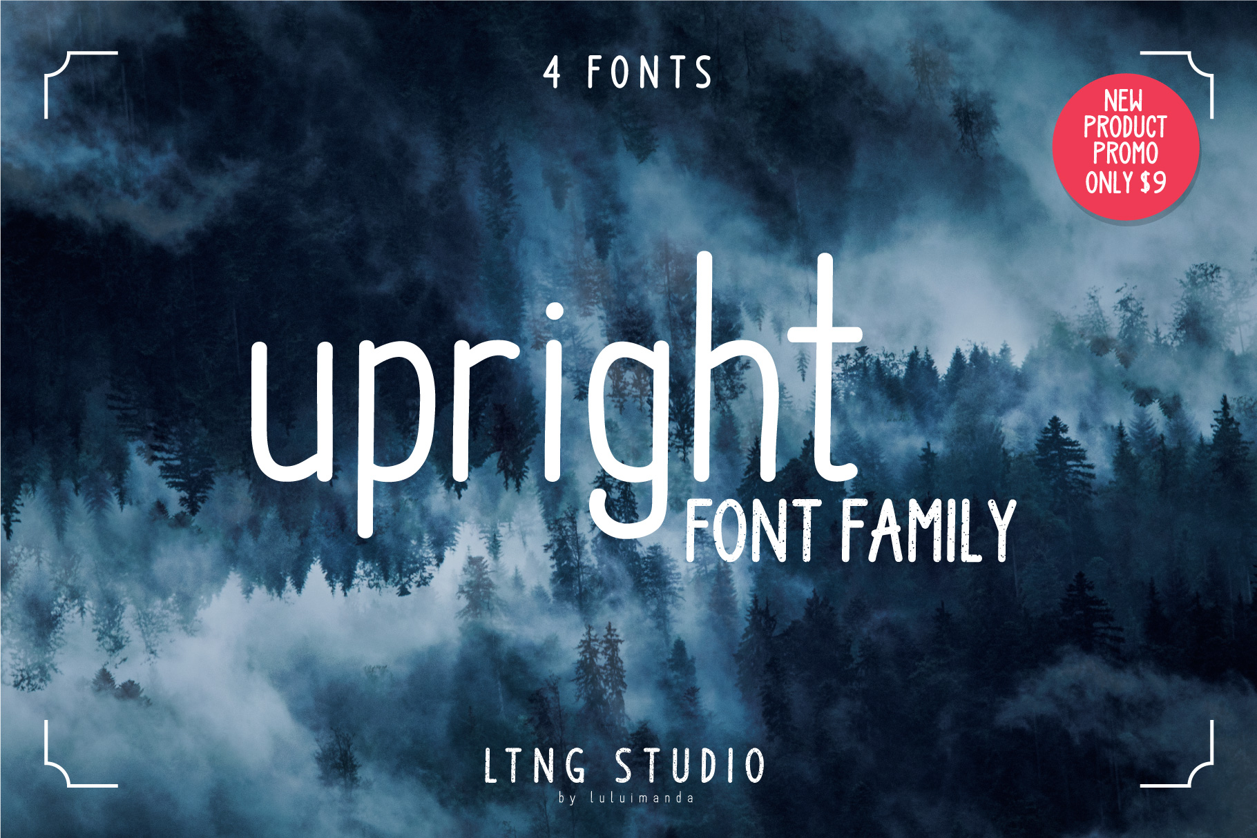 Print on Demand: Upright Script & Handwritten Font By LTNG