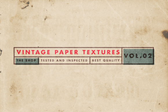 Vintage Paper Textures Volume Graphic Textures By theshopdesignstudio