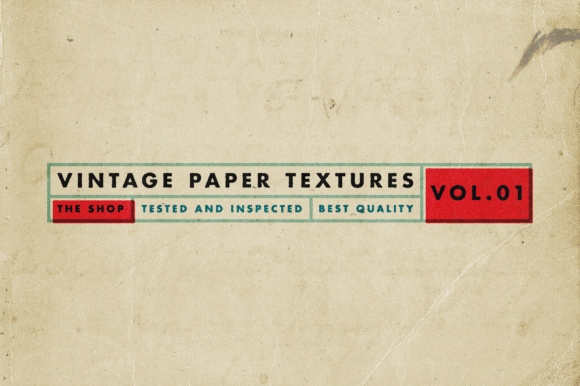 Vintage Paper Textures Graphic Textures By theshopdesignstudio