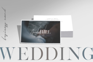 Wedding Photography Business Card Graphic By Awesome Templates