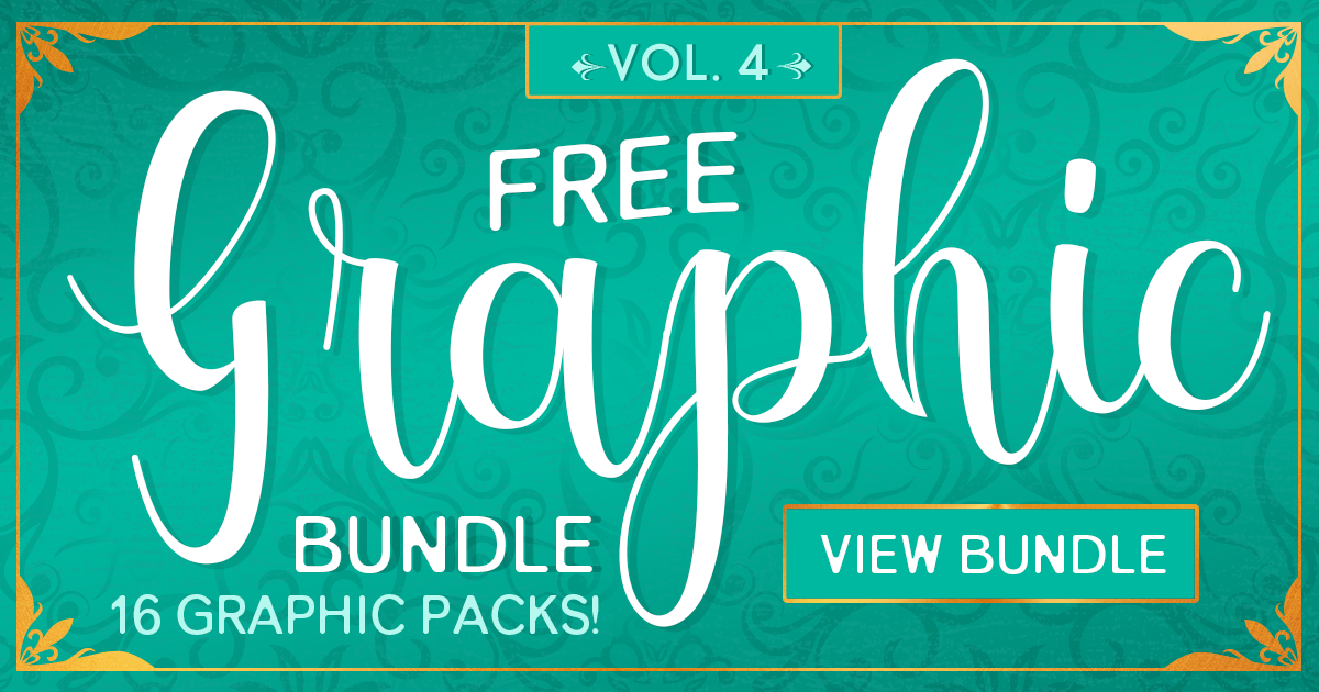Download Free Free Graphic Bundle Vol 4 Bundle Creative Fabrica for Cricut Explore, Silhouette and other cutting machines.