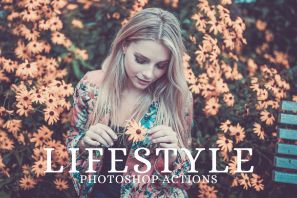 Download Free 25 Lifestyle Photoshop Actions Graphic By Creative Tacos for Cricut Explore, Silhouette and other cutting machines.