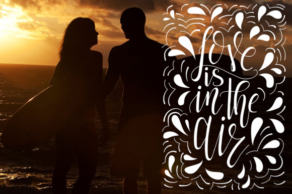 9 Hand Lettering Quotes About Love Graphic By tregubova.jul Image 6