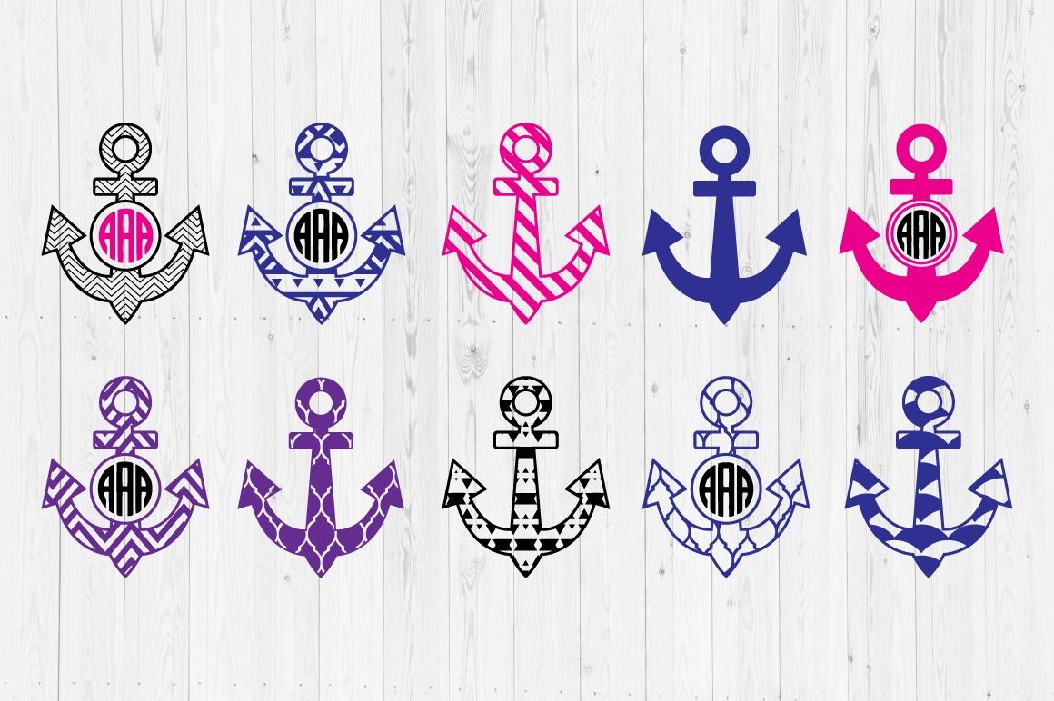 Download Free Anchor Graphic By Cutperfectstudio Creative Fabrica for Cricut Explore, Silhouette and other cutting machines.
