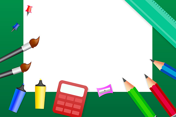 Back to School Design. Graphic Illustrations By indostudio