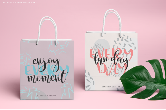 Download Free Balwest Font By Pasha Larin Creative Fabrica for Cricut Explore, Silhouette and other cutting machines.