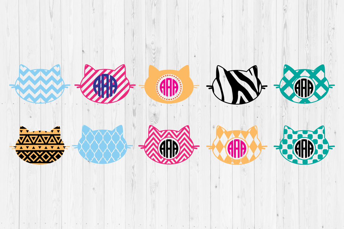 Download Free Cat Graphic By Cutperfectstudio Creative Fabrica for Cricut Explore, Silhouette and other cutting machines.