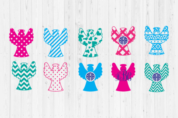 Download Free 1 Angels Svg Designs Graphics for Cricut Explore, Silhouette and other cutting machines.