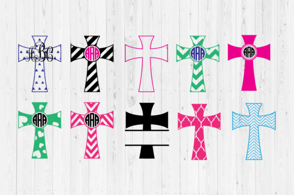 Download Free Cross Files Graphic By Cutperfectstudio Creative Fabrica for Cricut Explore, Silhouette and other cutting machines.
