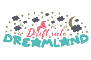 Drift into Dreamland Craft Design By Creative Fabrica Crafts