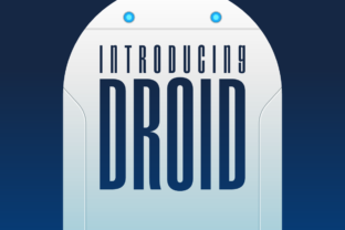 Droid Font By Typodermic