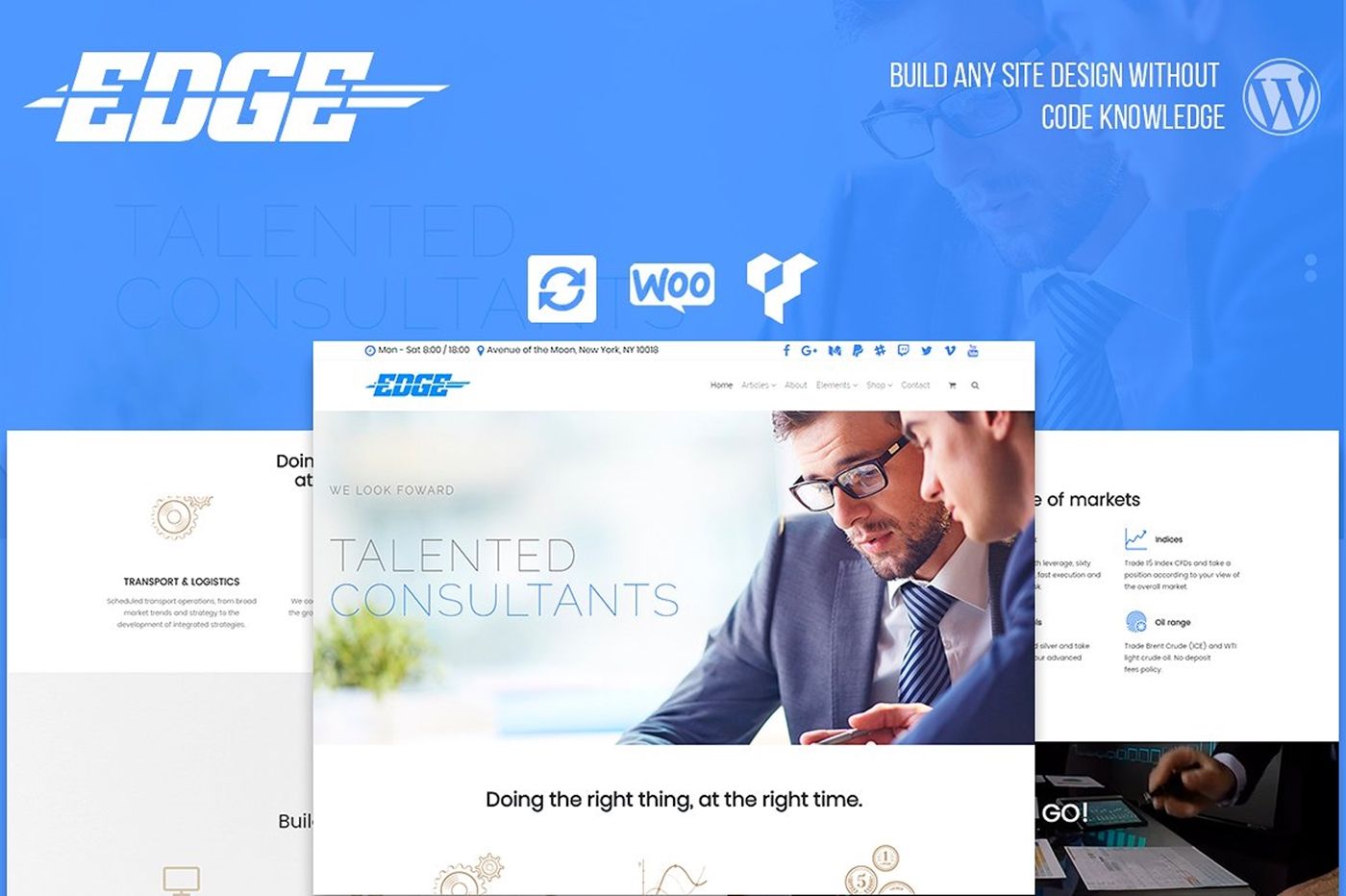 Download Free Edge Responsive Wordpress Theme Grafik Von Visualmodo Wordpress for Cricut Explore, Silhouette and other cutting machines.