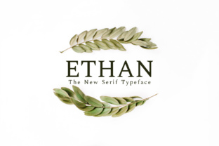 Ethan Font By Creative Tacos