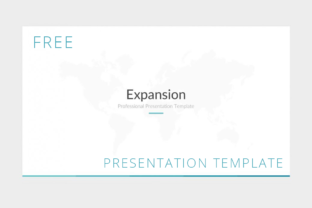 Expansion Powerpoint Presentation Template Graphic By Creative Fabrica Freebies