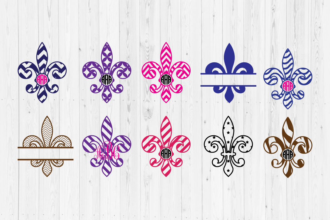Download Free Fleur De Lis Svg Cut Files Graphic By Cutperfectstudio for Cricut Explore, Silhouette and other cutting machines.