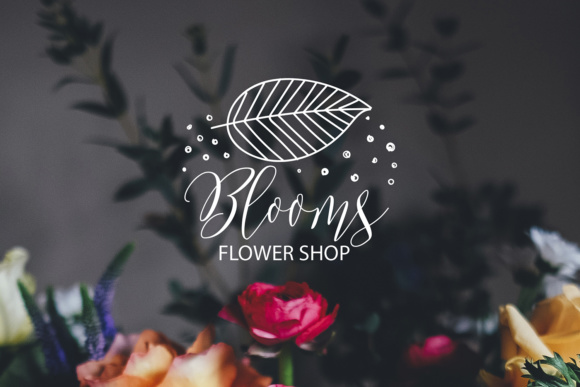 Flower Logo Templates V.1 Graphic By switzershop Image 3
