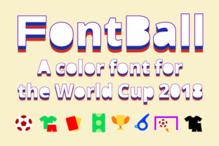 FontBall Font By shahab.siavash