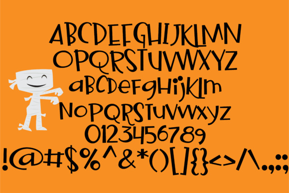 Ghostwriter Font By Illustration Ink Image 2
