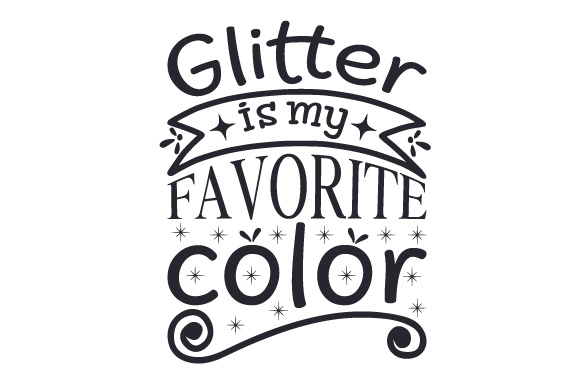 quality design cd49f e4167 Glitter is my favorite color