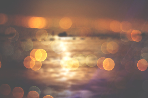Gold Bokeh Graphic Textures By Najla Qamber - Image 1