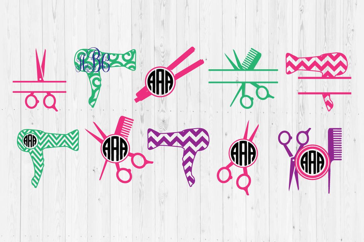 Download Free Hairdresser Cut Files Grafico Por Cutperfectstudio Creative for Cricut Explore, Silhouette and other cutting machines.