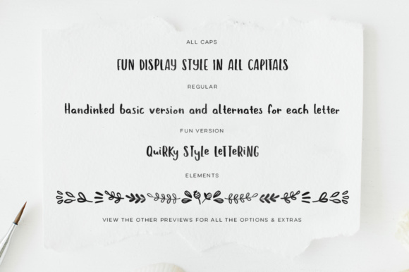 Print on Demand: Hola Bisou Family Script & Handwritten Font By By Lef - Image 4
