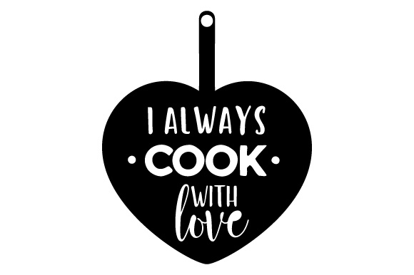Free Cooked With Love Svg Cutting Files Crafter File Free Photos