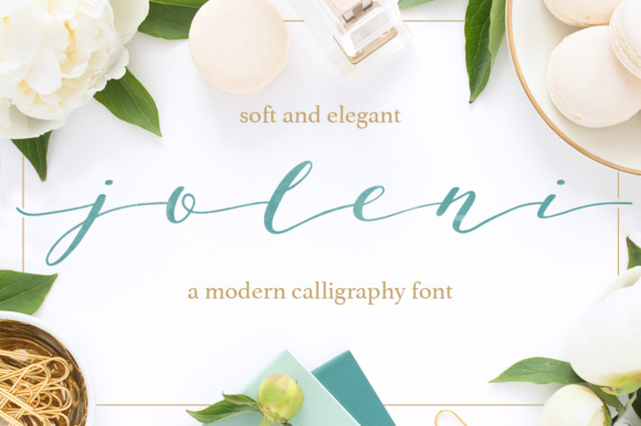 Print on Demand: Joleni Script & Handwritten Font By By Lef - Image 1