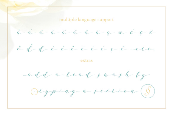 Print on Demand: Joleni Script & Handwritten Font By By Lef - Image 8