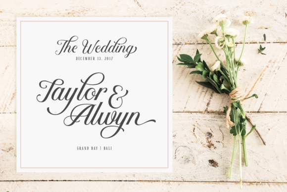 Kaylar Duo Font By letterhend Image 3