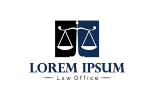 Download Free Logo Of Law Office Template Graphic By Emnazar2009 Creative for Cricut Explore, Silhouette and other cutting machines.