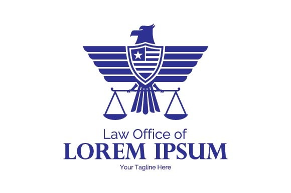 Logo of Law Office Template Grafik Logos von emnazar2009
