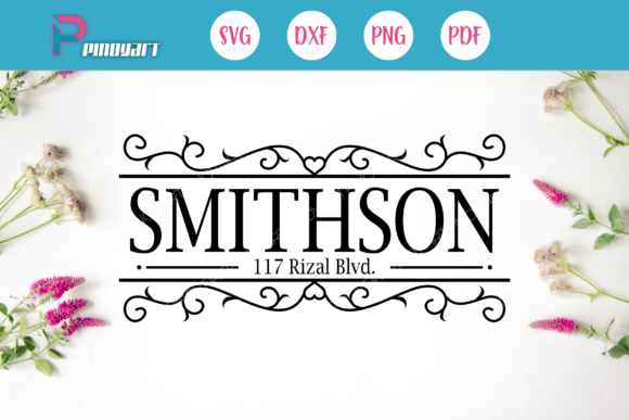 Mailbox Monogram Graphic Crafts By Pinoyartkreatib