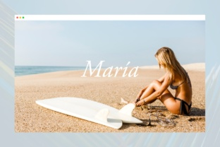 Maria Tumblr Theme Graphic By Loot Valley