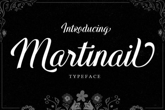 Print on Demand: Martinail Script & Handwritten Font By Picatype Studio