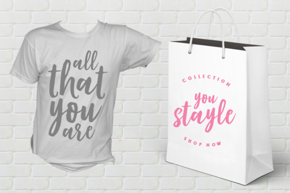 Print on Demand: Modestyle Script & Handwritten Font By Youngtype - Image 4