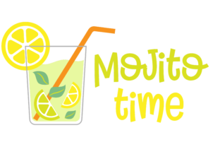 Mojito Time Graphic By Craf Craf