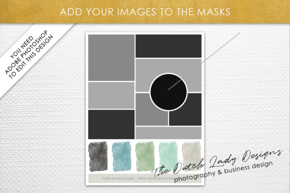 Download Free Mood Vision Board Template Graphic By Daphnepopuliers for Cricut Explore, Silhouette and other cutting machines.