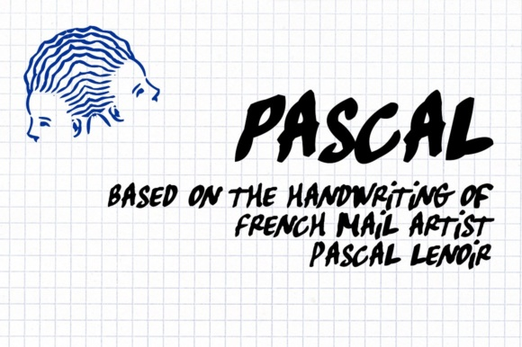 Print on Demand: Pascal Script & Handwritten Font By grin3 - Image 1
