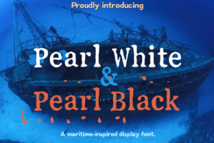Pearl Font By Markus Schroppel