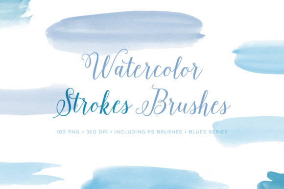 Download Free Watercolor Brushes For Photoshop Banners Graphic By By Lef for Cricut Explore, Silhouette and other cutting machines.