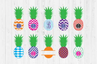 Download Free Pineapple Files Graphic By Cutperfectstudio Creative Fabrica SVG Cut Files