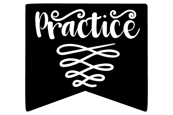 Practice Planner Craft Cut File By Creative Fabrica Crafts