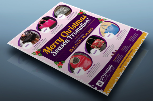 Product Promotion Flyer