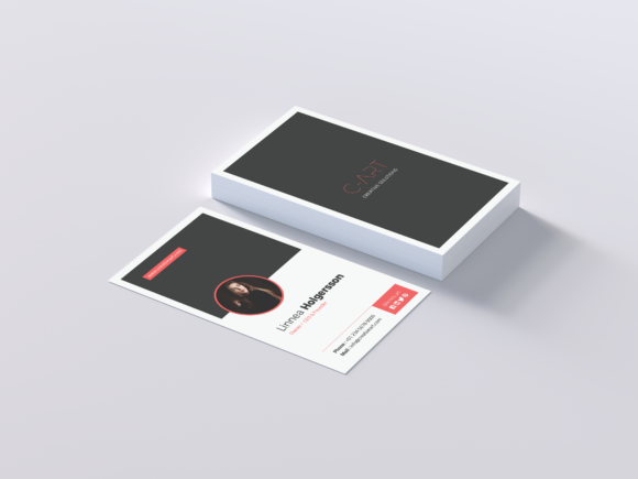 Print on Demand: Professional Business Card Graphic Print Templates By onedsgn - Image 3