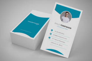 Professional Business Card Graphic By onedsgn